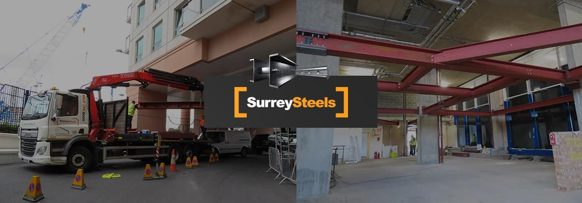 steel supplier london