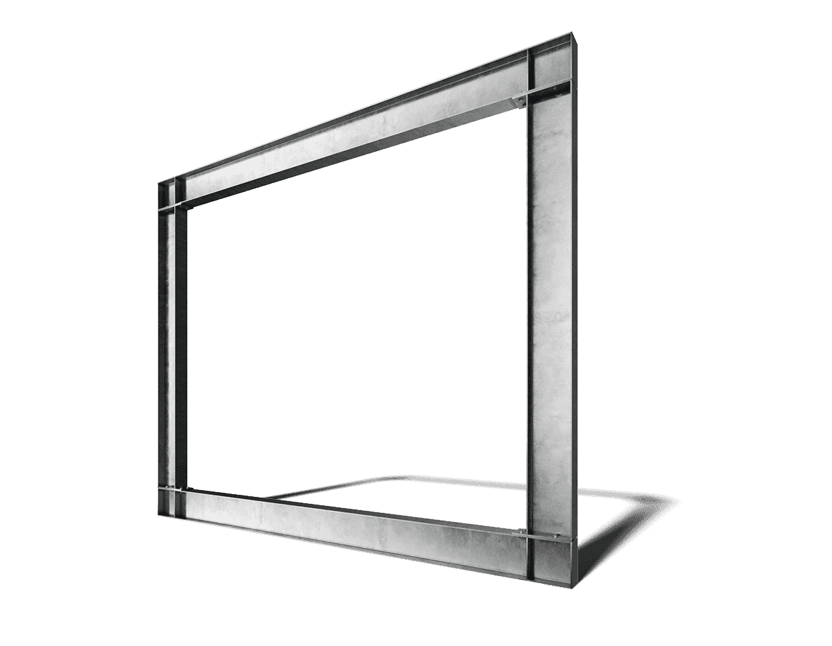 Structural Framing Fittings : Box frame surrey steels steel fabricator and supplier