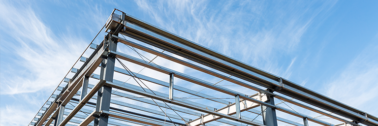 Steel connection – bolted connection - Surrey Steels - Steel